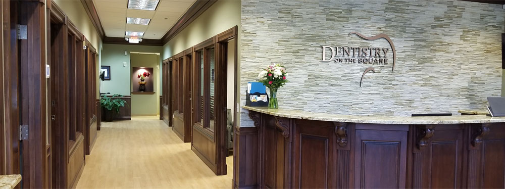 Cosmetic Dentist Office in The Villages